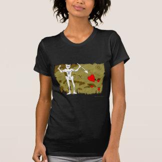 Mapa alegre #1 de Rogelio Camisetas