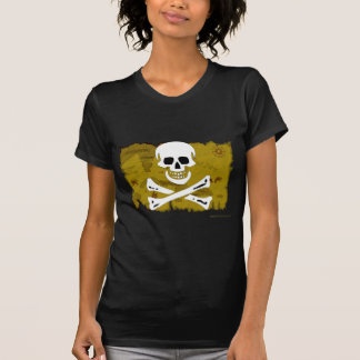 Mapa alegre #3 de Rogelio Camiseta
