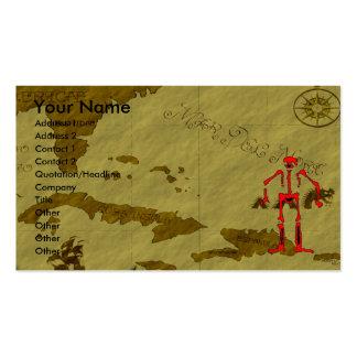 Mapa bajo #15 de Edward Tarjetas De Visita
