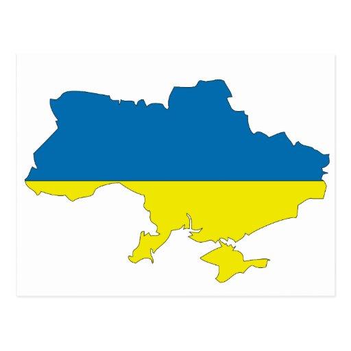 Tarjeta rusa ucrania