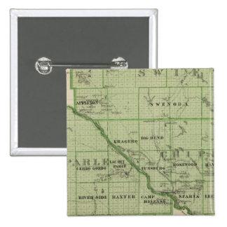Mapa de rápido, Minnesota Pin