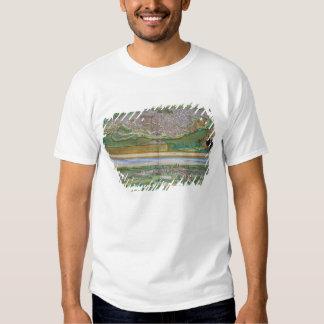 Mapa de Toledo y de Valladolid, de 'Civitates Orbi Camiseta