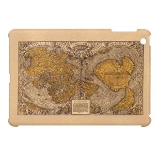 Mapa de Viejo Mundo de la obra clásica de la multa iPad Mini Carcasa