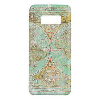 Mapa de Viejo Mundo Funda De Case-Mate Para Samsung Galaxy S8