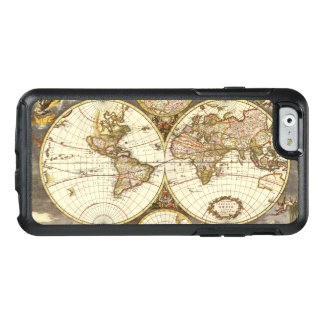 Mapa del mundo antiguo, C. 1680. Por Frederick de Funda Otterbox Para iPhone 6/6s