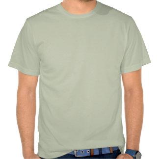 Mapa del safari de Kenia Camisetas