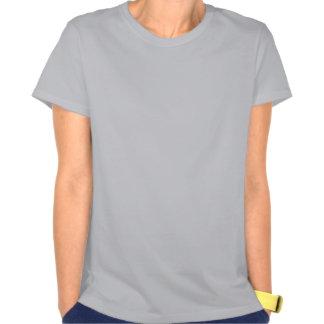 Mapa del safari de Kenia: Señoras Camisetas