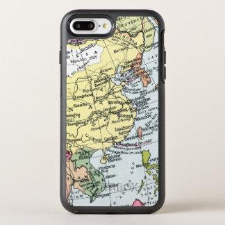 MAPA: EUROPA EN ASIA FUNDA OtterBox SYMMETRY PARA iPhone 8 PLUS/7 PLUS