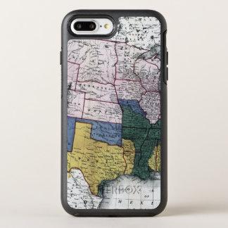 MAPA: GUERRA CIVIL, 1864 FUNDA OtterBox SYMMETRY PARA iPhone 8 PLUS/7 PLUS