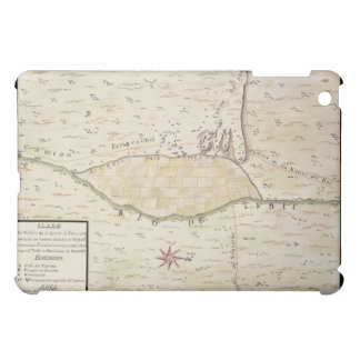 Mapa histórico de Presidio de San Ignacio de Tubac