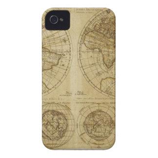 Mapas del mundo de Hictoric - mapas de Viejo Mundo iPhone 4 Coberturas