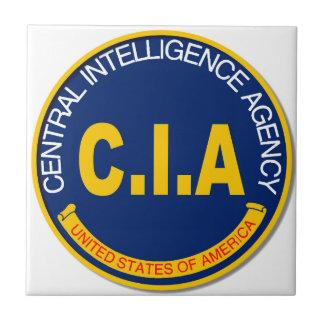 Maqueta del logotipo de la Cia Azulejo Cuadrado Pequeño