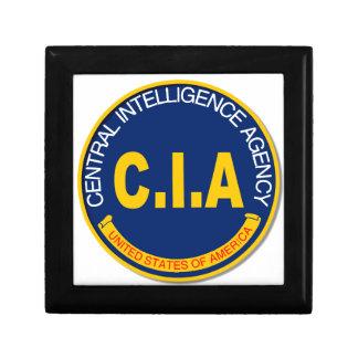 Maqueta del logotipo de la Cia Caja De Regalo