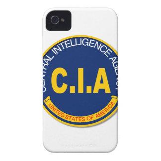 Maqueta del logotipo de la Cia Carcasa Para iPhone 4 De Case-Mate