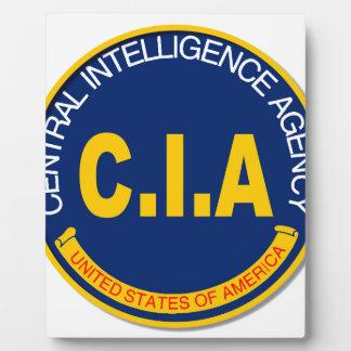Maqueta del logotipo de la Cia Placa Expositora