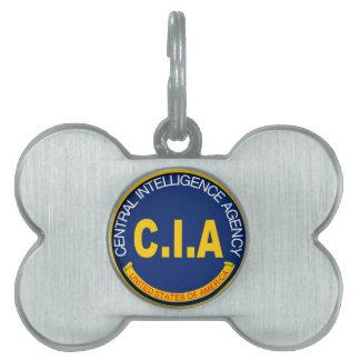 Maqueta del logotipo de la Cia Placas Mascota