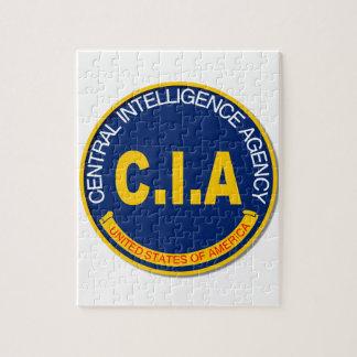 Maqueta del logotipo de la Cia Puzzle