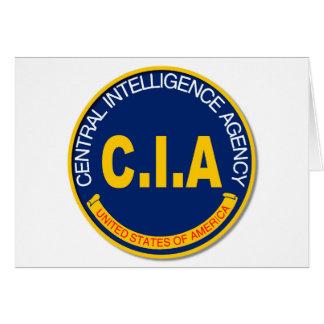 Maqueta del logotipo de la Cia Tarjeta De Felicitación