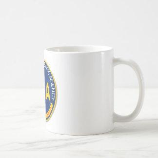 Maqueta del logotipo de la Cia Taza De Café