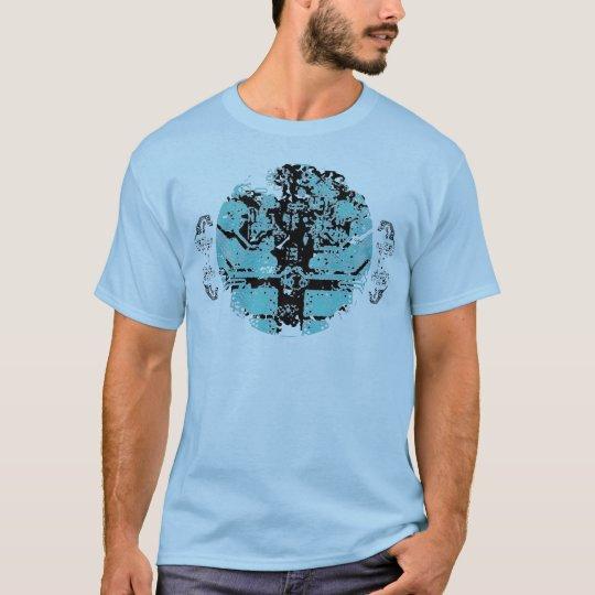 Máquina de la mente camiseta