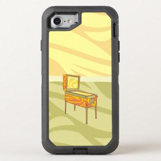 Máquina de pinball funda OtterBox defender para iPhone 7