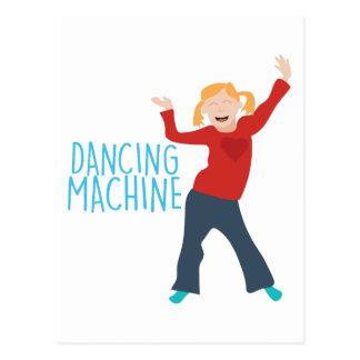 Máquina del baile postal