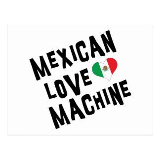 Máquina mexicana del amor