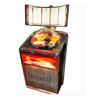 Máquina tocadiscos continental 2 del AMI Postal