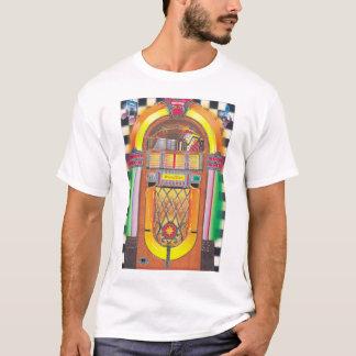 Máquina tocadiscos de Rockin Camiseta