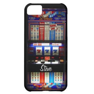 Máquina tragaperras de Las Vegas para los Funda Para iPhone 5C