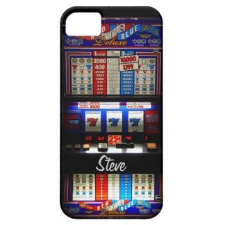 Máquina tragaperras de Las Vegas para los iPhone 5 Case-Mate Carcasa