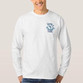 Mar1 pesca deportiva 27' manga larga principal del camiseta