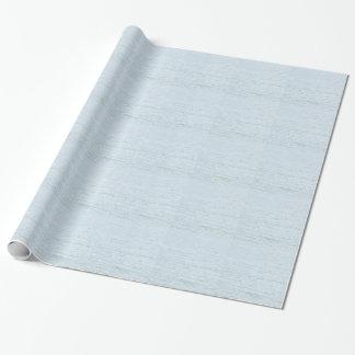 Mar azul tranquilo papel de regalo