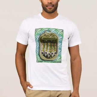 mar de las sardinas @ camiseta
