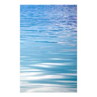 Mar del fondo de la tranquilidad flyer