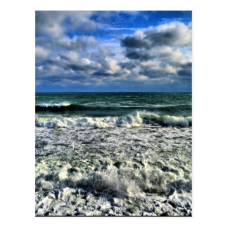 Mar del invierno postal