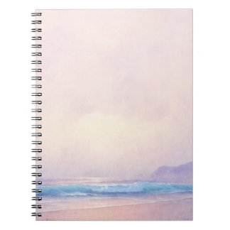 Mar del verano cuaderno