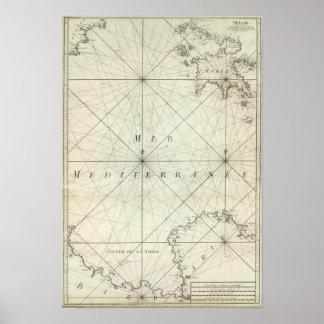 Mar Mediterráneo 5 Póster
