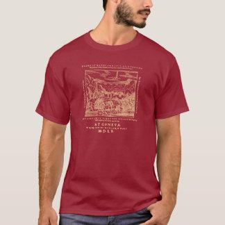 Mar Rojo 1560 de la biblia de Ginebra (impresión Camiseta