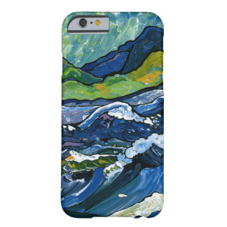 Mar tempestuoso funda barely there iPhone 6