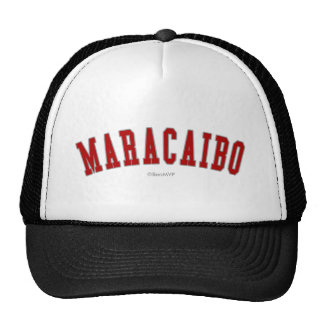 Maracaibo Gorra