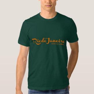 maravilhosa del cidade de Río de Janeiro Camisetas