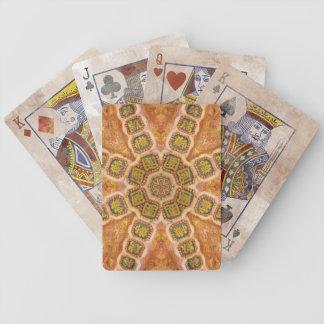 Maravillas asiáticas barajas de cartas
