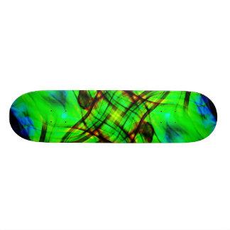 Marca de la maldición tabla de patinar