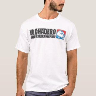 MARCA Gladiadores Del Ring de LUCHADERO Camiseta
