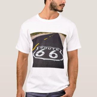 Marcador de la carretera de la ruta 66, Arizona Camiseta