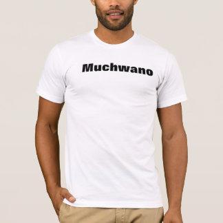 Marcas de Muchwano Camiseta