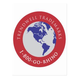 Marcas registradas de Trendwell Postales