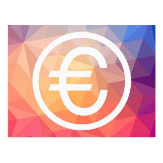 Marcas registradas euro mínimas postal