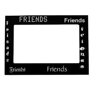 marco de 5 x 7 amigos marcos magnéticos para fotos